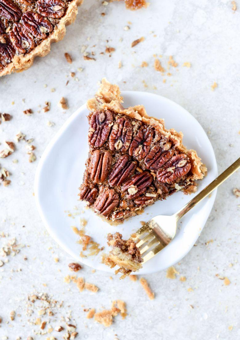 Thanksgiving Dinner: Pecan Pie Tart