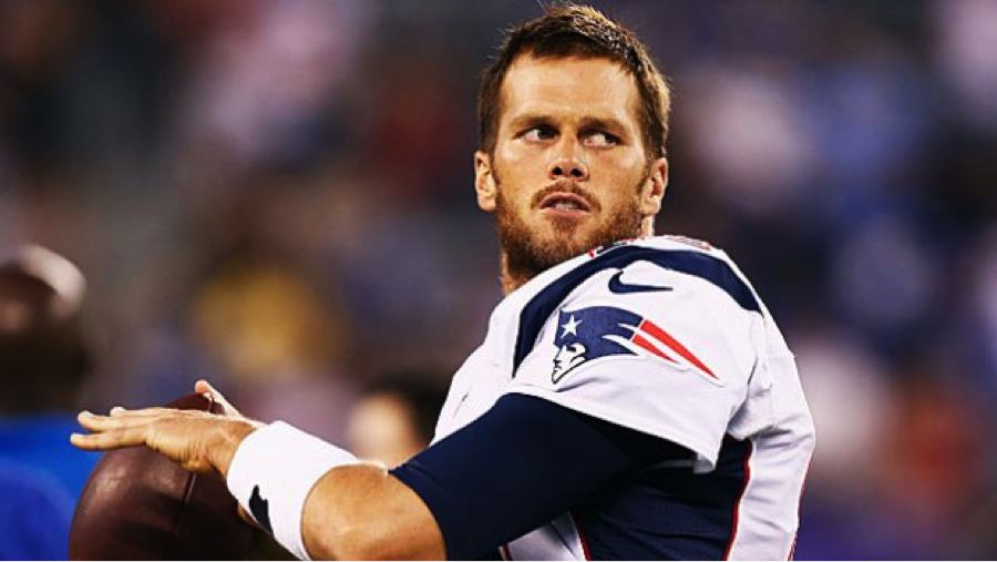 Tackling Facial Hair Tom Brady Scores More With a Beard
