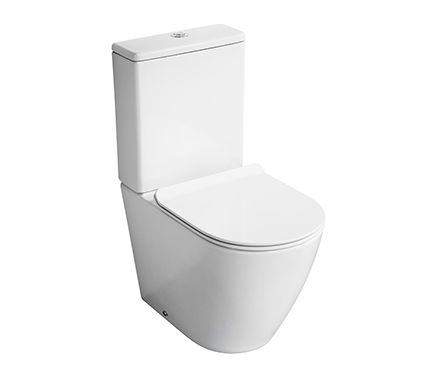 Pack WC salida dual IDEAL STANDARD Outline con tapa ...