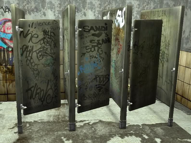 Mod The Sims I Think I Ll Go Outside Twenty One Putrid Toilet Stall Recolors Sims 4 Sims 4 Cc Sims 4 Build