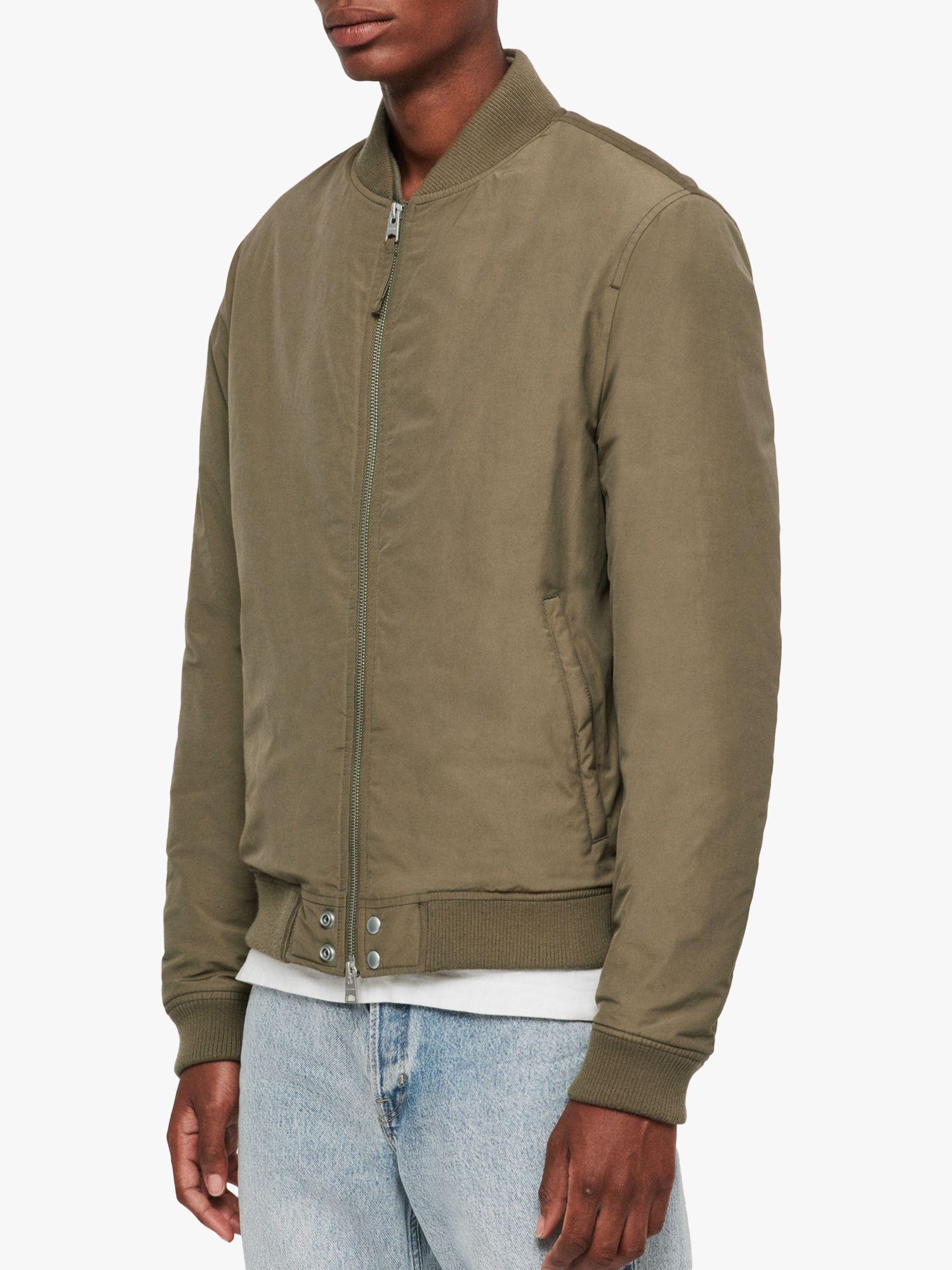 AllSaints Farrier Bomber Jacket   Bomber jacket, Jackets