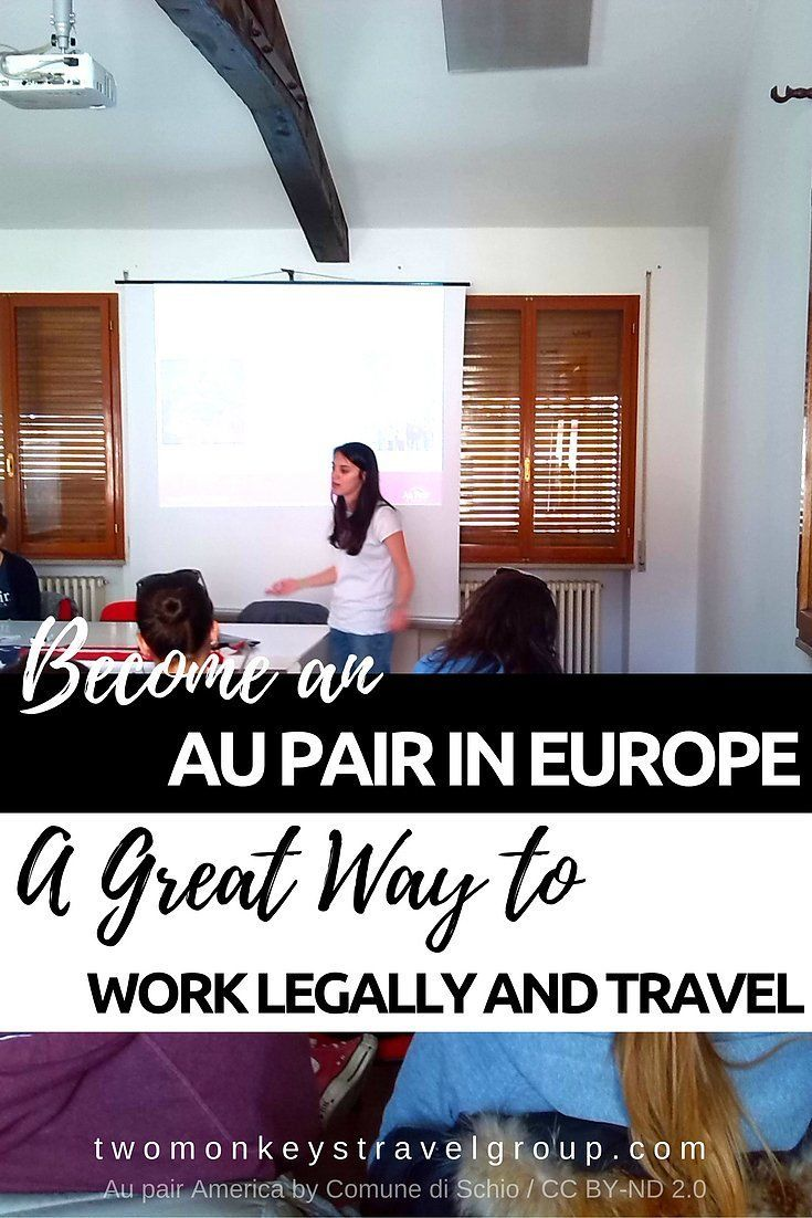 Become an Au Pair in Europe- A Great Way to Work Legally ...