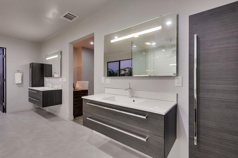 Beau Cool Bathroom Vanities Bathroom Modern With 2drawers Badea Bathroom Floor |  Master Bathroom Ideas | Pinterest | Bathroom Vanities, Vanities And Master  ...