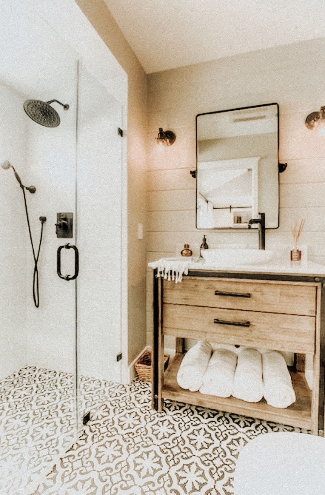 Pinterest Alanamorg Small Bathroom Ideas On A Budget Industrial