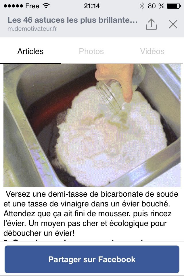 Pin by Florence Noiziller on Bicarbonate de soude Pinterest