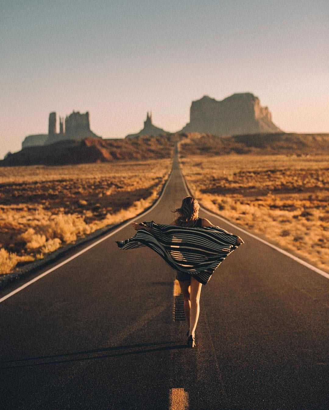 """Bryan Adam Castillo on Instagram: """"running through monument valley. having such a fun road trip through the southwest so far! we've already hit sedona, the grand canyon, and…"""""""