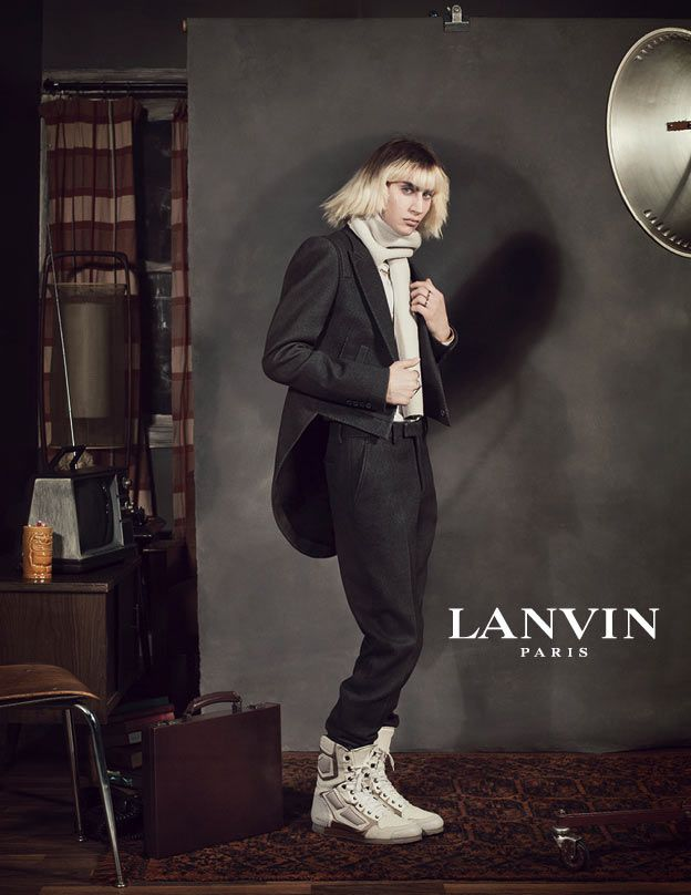 Fucking Young! » Lanvin Fall/​Winter 2012 Campaign