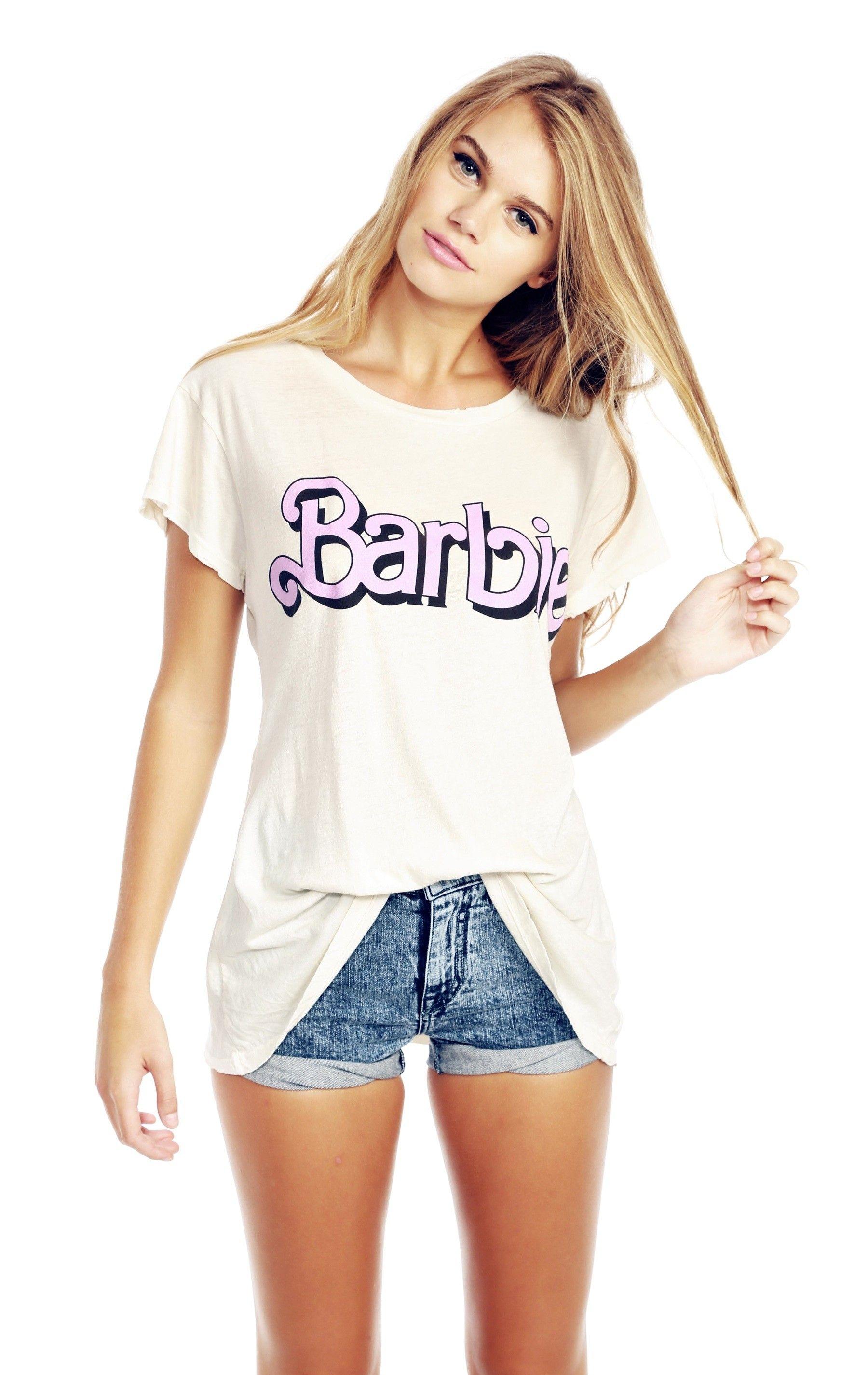 the wildfox barbie dreamhouse my resume hippie crewneck tee barbieloveswildfox