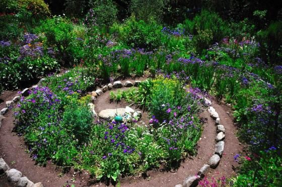 Nature As Our Catalyst May 2015 Spiral Garden Meditation