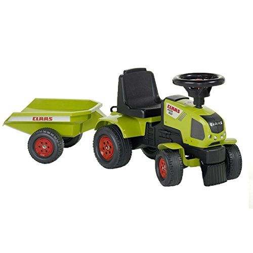 Spielzeug Traktor Claas
