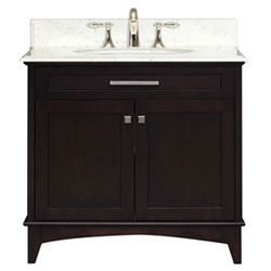 Manhattan Espresso Single Sink 30Inch Bathroom Vanity  Bathroom Awesome Bathroom Vanity 30 Inch Inspiration Design
