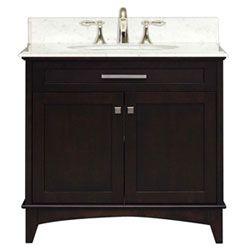 Manhattan Espresso Single Sink 30Inch Bathroom Vanity  Bathroom Awesome Bathroom Vanity 30 Inch Inspiration Design