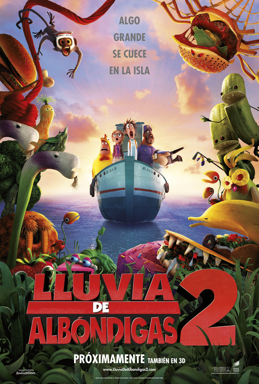 Lluvia De Albóndigas 2 Ver Peliculas Gratis Peliculas De Disney Peliculas Infantiles Pixar