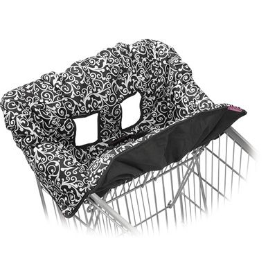 Infantino Switch Shopping Cart Cover Blast Groceries Babys