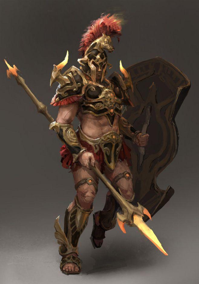Character Design Challenge Gladiator : Gladiator concept art pinterest character design