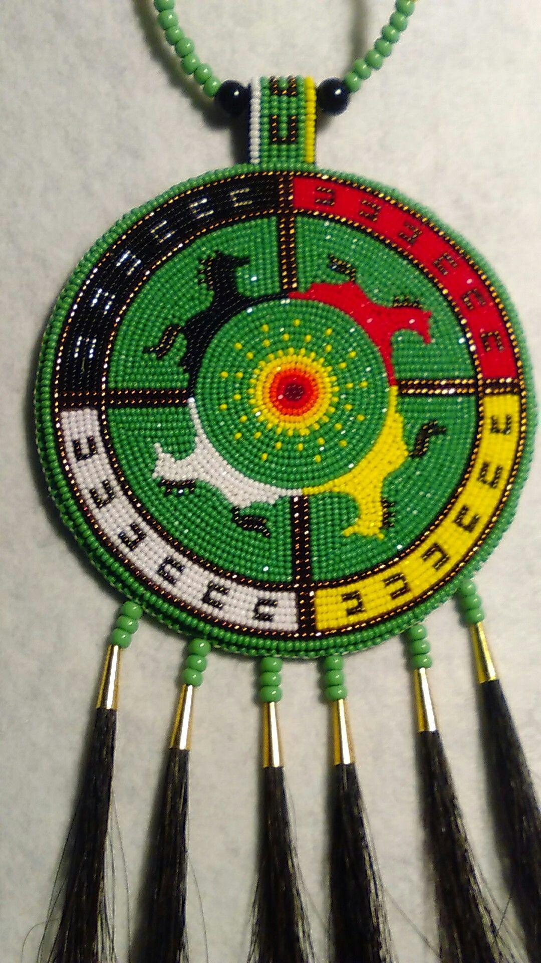Beautiful Beadwork Native Beading Patterns Native