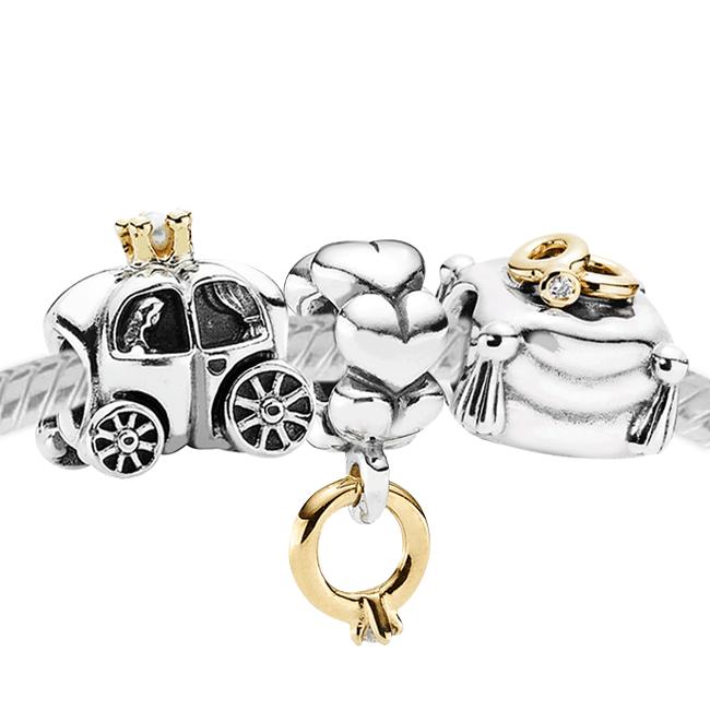 Pandora Just Married Set Para Que Coco Me Regale Pandora Wedding Ring Pandora Beads Charms Pandora Bracelet Charms