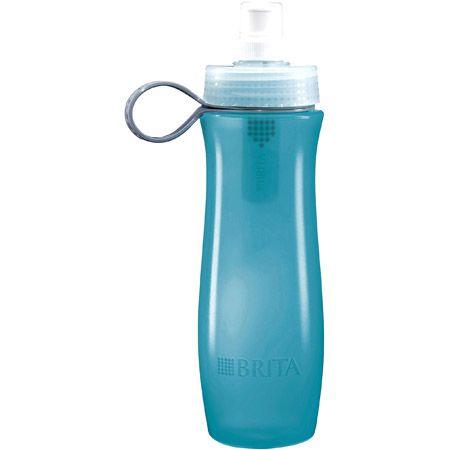 brita water bottle filter. Enjoy Great Tasting Water On The Run, With Brita Sport Filter Bottle. Bottle F