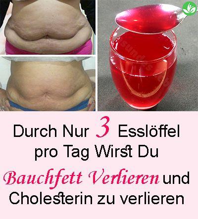 Photo of Durch Nur 3 Esslöffel pro Tag Wirst Du Bauchfett Verlieren und Cholesterin zu verlieren