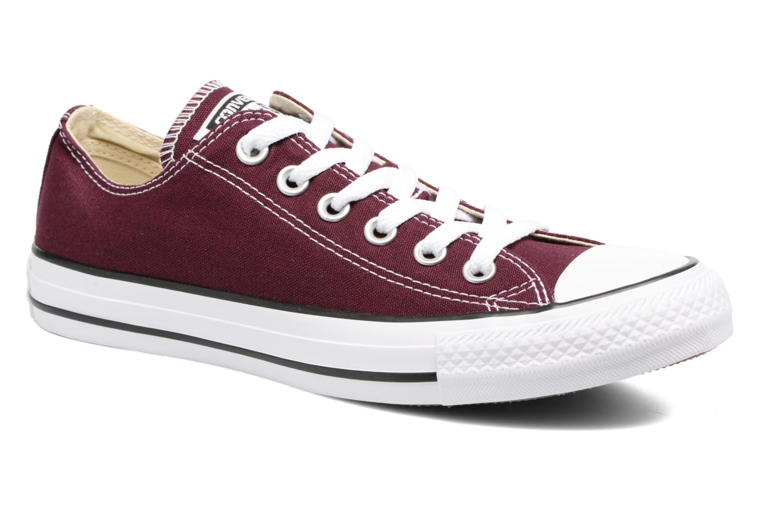 converse negras mujer 39