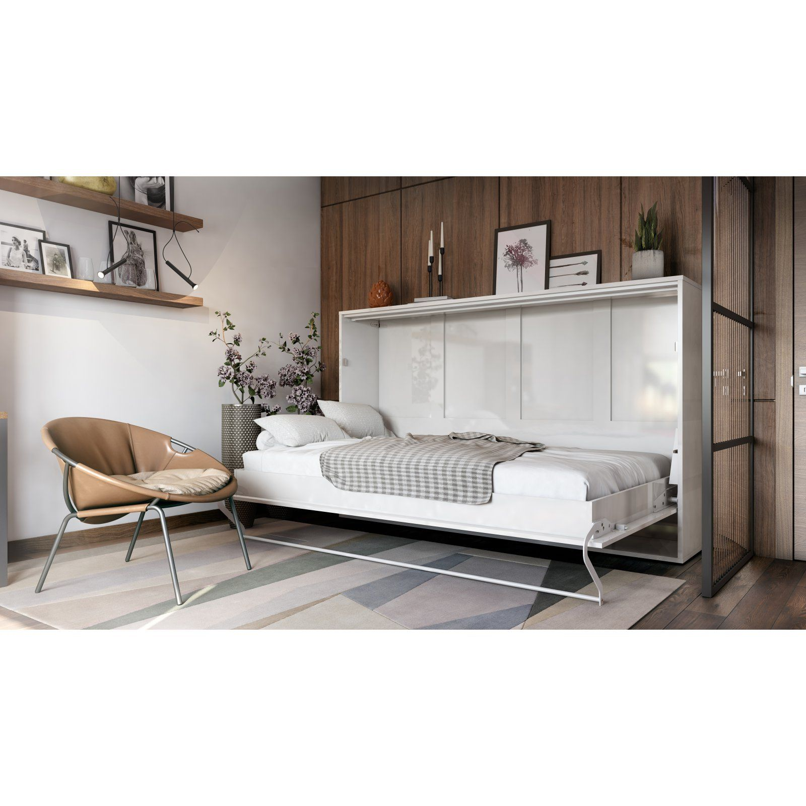 Wall Bed FLASH SALE Wall bed, Bed wall, Bedroom makeover