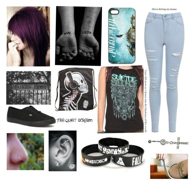 """Untitled #28"" by suicideloveletter ❤ liked on Polyvore"