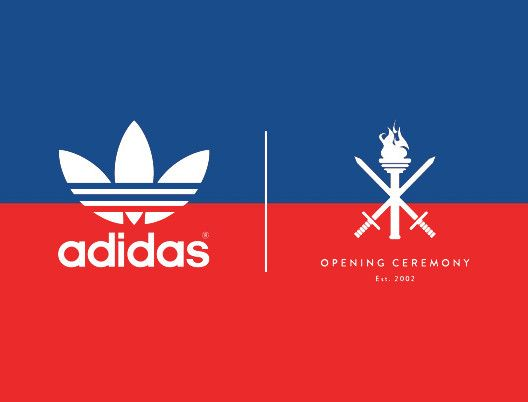 Adidas Originals x Opening Ceremony