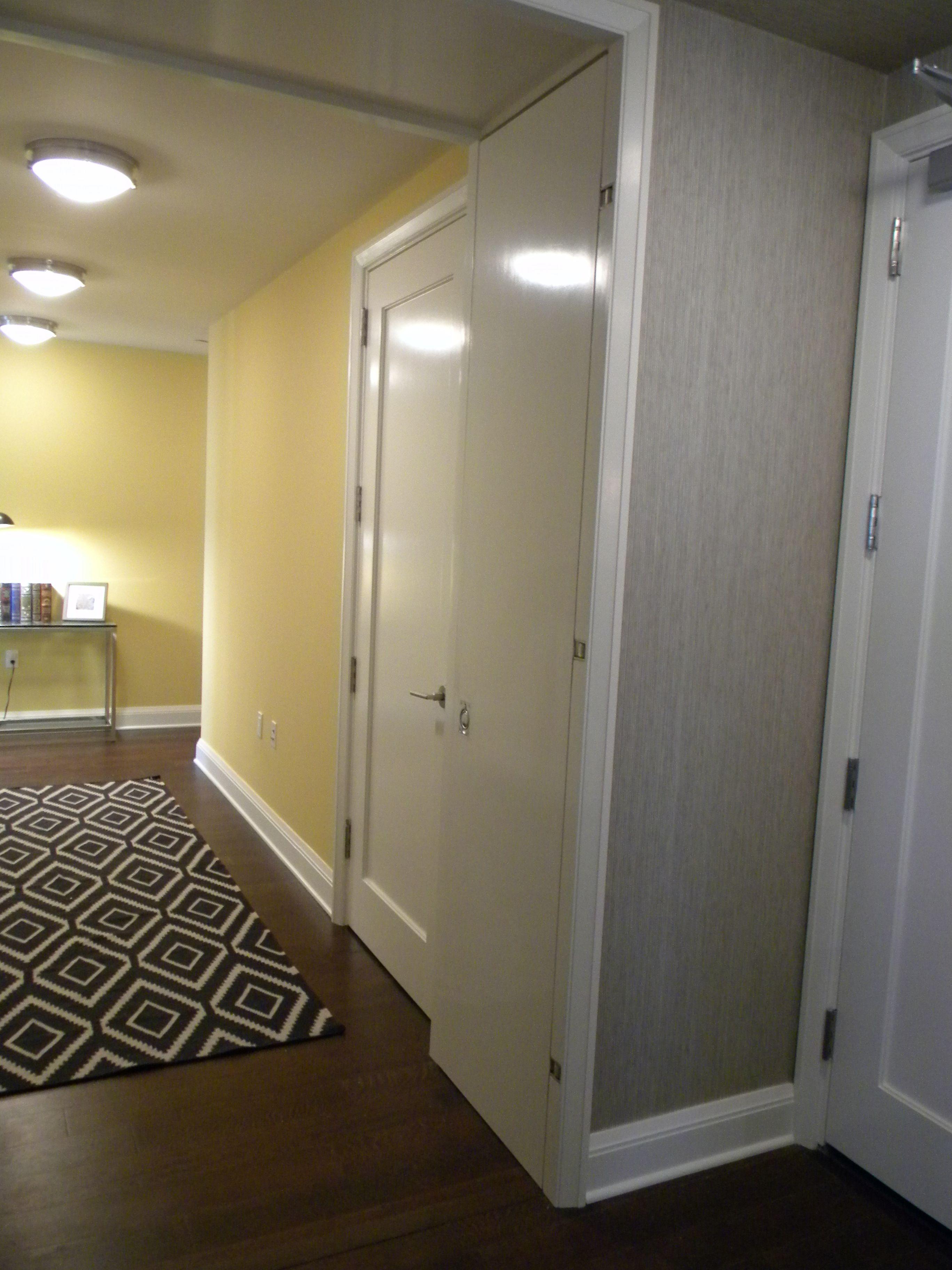 Hallway flush mount lighting  example of hallway with flushmount lighting   Adrian  Pinterest