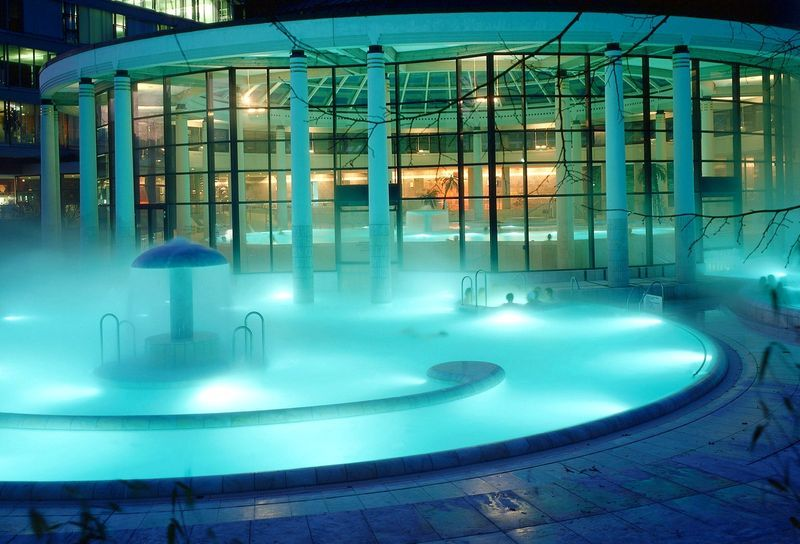 Caracalla therme baden baden