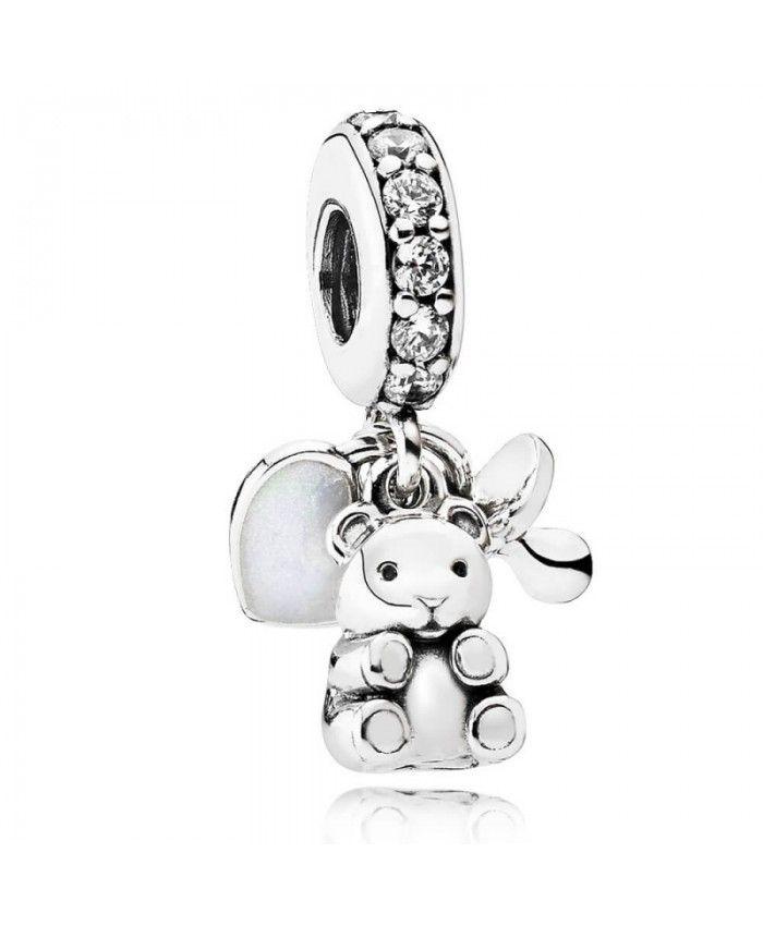 charms pandora soldes argent elephant