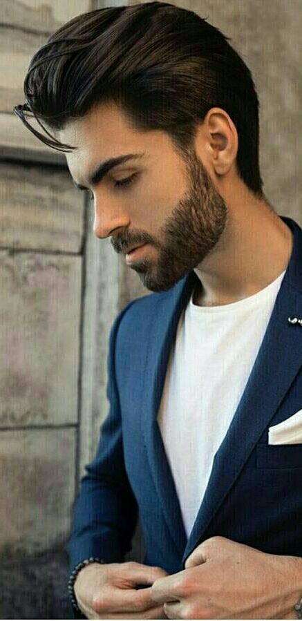 Cool Mens Hairstyles To Try Now Beard Pinterest Haircuts