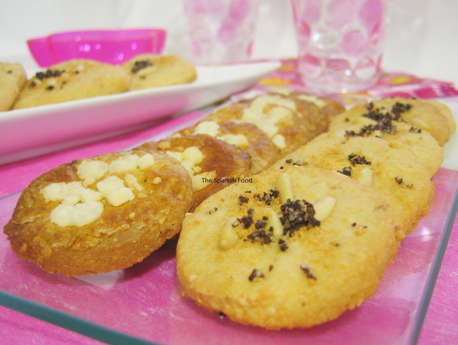 Galletas de queso y eso the spanish food recipes spanish recipes galletas de queso y eso the spanish food forumfinder Choice Image