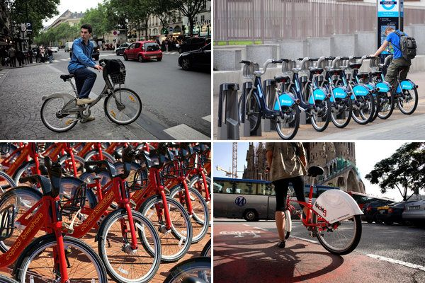Bike Share in New York, Built From Ideas Around World - NYTimes.com