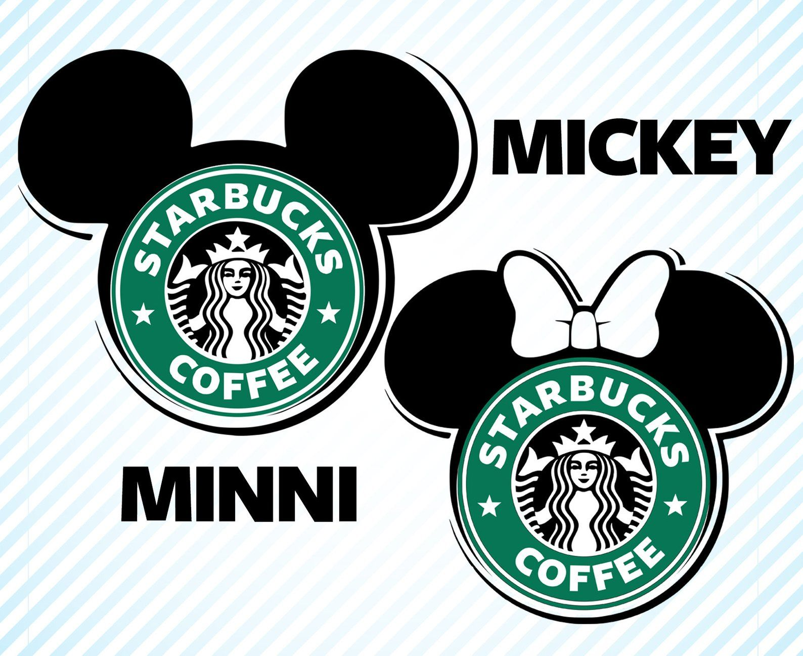 Starbucks svg Disney Starbucks svg file Starbucks svg