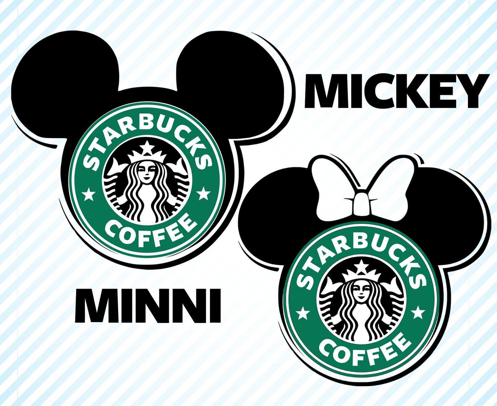 Starbucks Svg Disney Starbucks Svg File Starbucks Svg Files Etsy Disney Starbucks Starbucks Logo Starbucks Cups