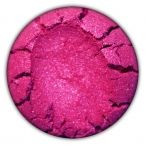 Concrete Minerals Brat - hot pink with a violet sheen