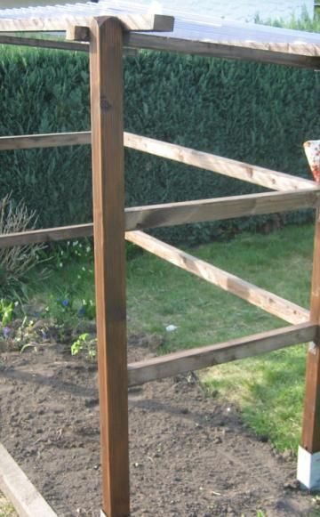 Tomatenhaus selber bauen: So geht's