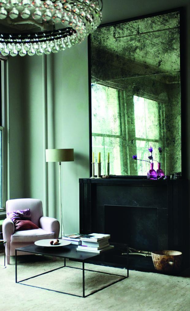 interiør: Slik bruker du mørke farger hjemme - KK.no