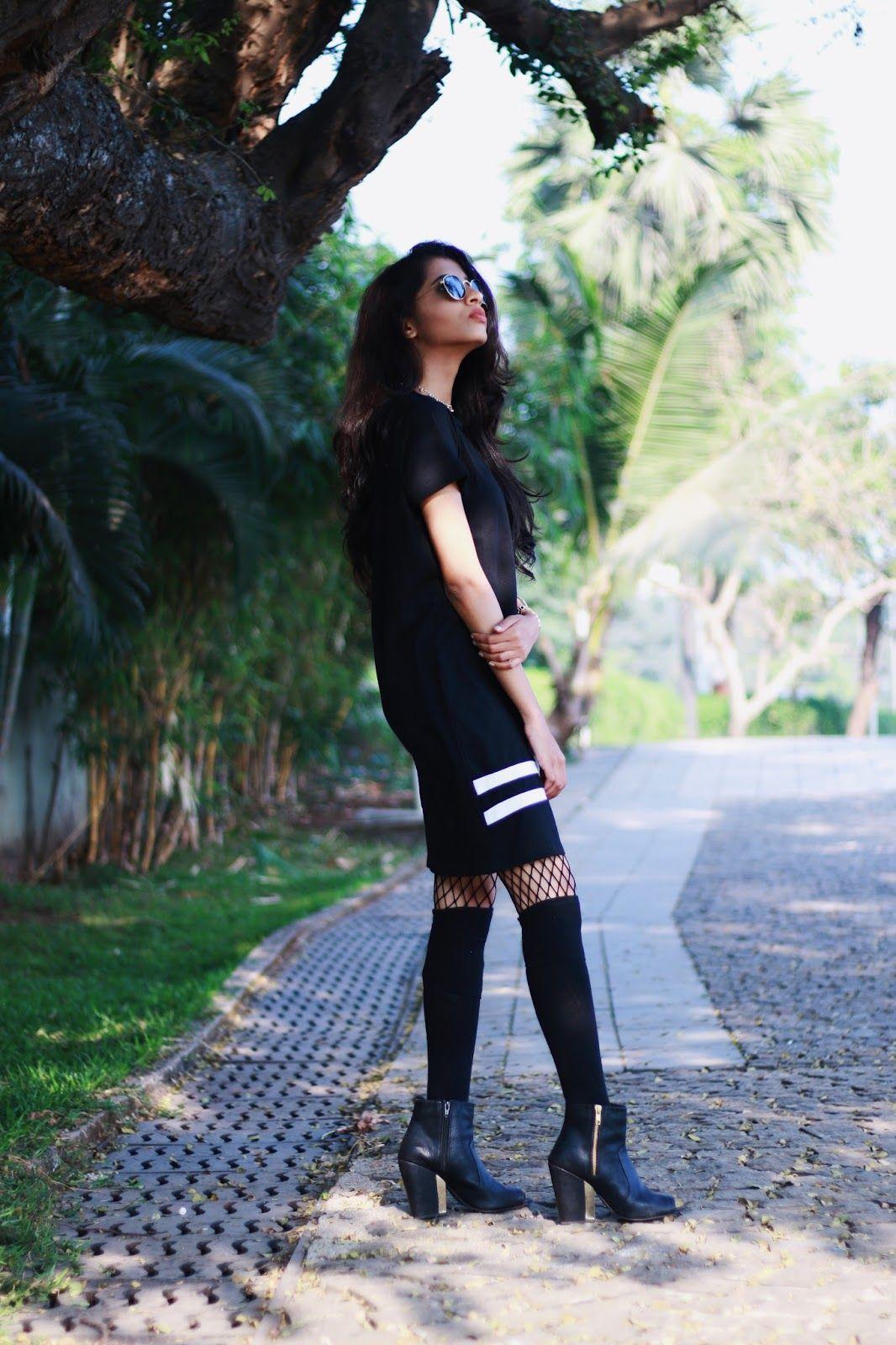 6c67f06f62ca68 Comfiest T-shirt Dress from Bewakoof