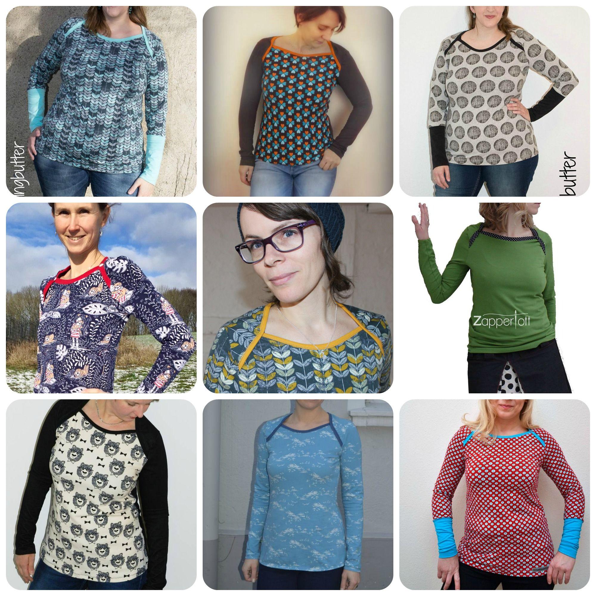 mialuna - Ebook Kleid und Shirt Lady Ophelia Gr. 32- 50 - 8.50euro ...