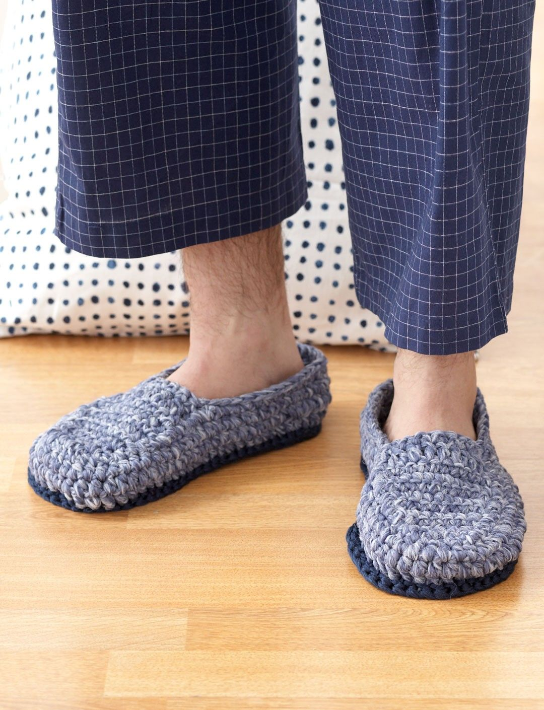 10+ Free Men\'s Crochet Patterns for Holiday Gift Ideas | Botas ...