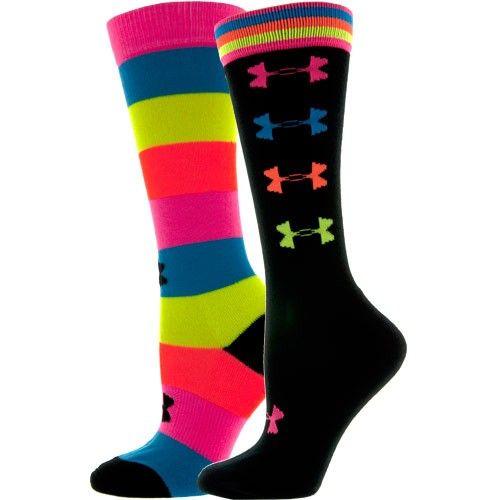 the best attitude c9ee6 6577f Under Armour Recur OTC Calf Socks Girls 2 Pack   Socks - Women - Apparel   Holabird Sports