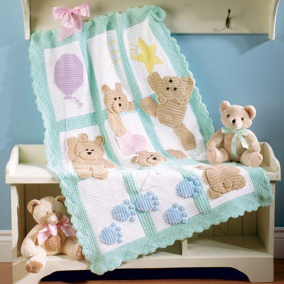 Crochet baby patterns-Knitting Gallery