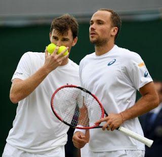 Blog Esportivo do Suíço:  Bruno Soares e Jamie Murray vencem na estreia em Wimbledon