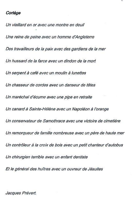 Poeme Sur La Mort Prevert : poeme, prevert, Poesie_cortege_jacques_prevert039.jpg, (514×793), Poeme, Citation,, Poésie, Française,, Prevert, Jacques