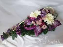 Znalezione Obrazy Dla Zapytania Wiazanki Pogrzebowe Floral Floral Wreath Flowers