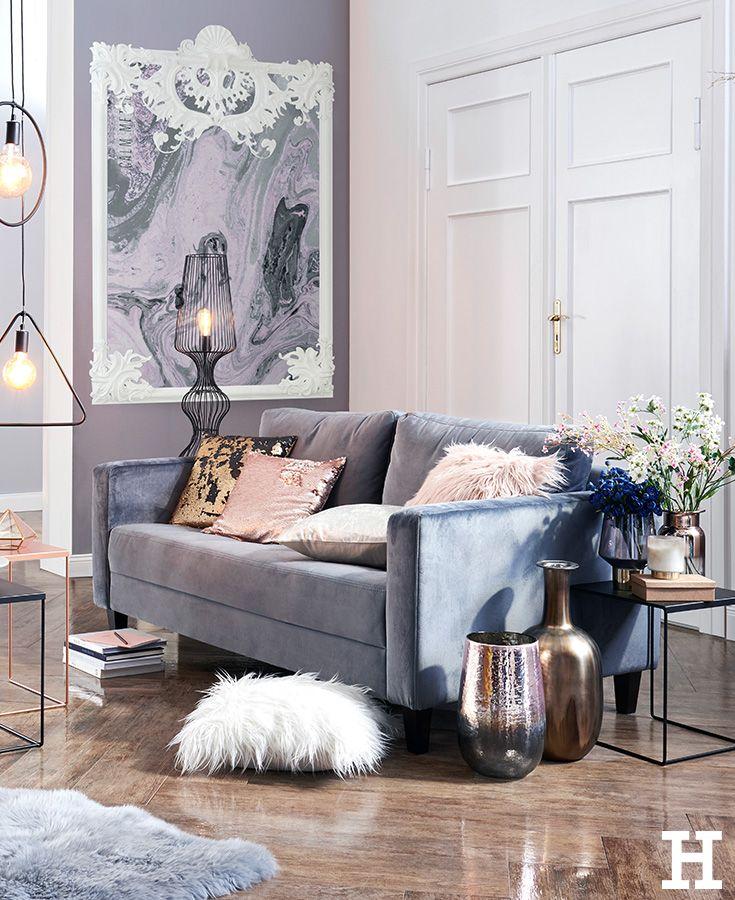 smart Sofa Geradine - wohnzimmer ideen retro
