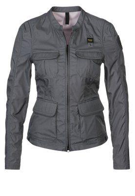 Lett jakke - grå