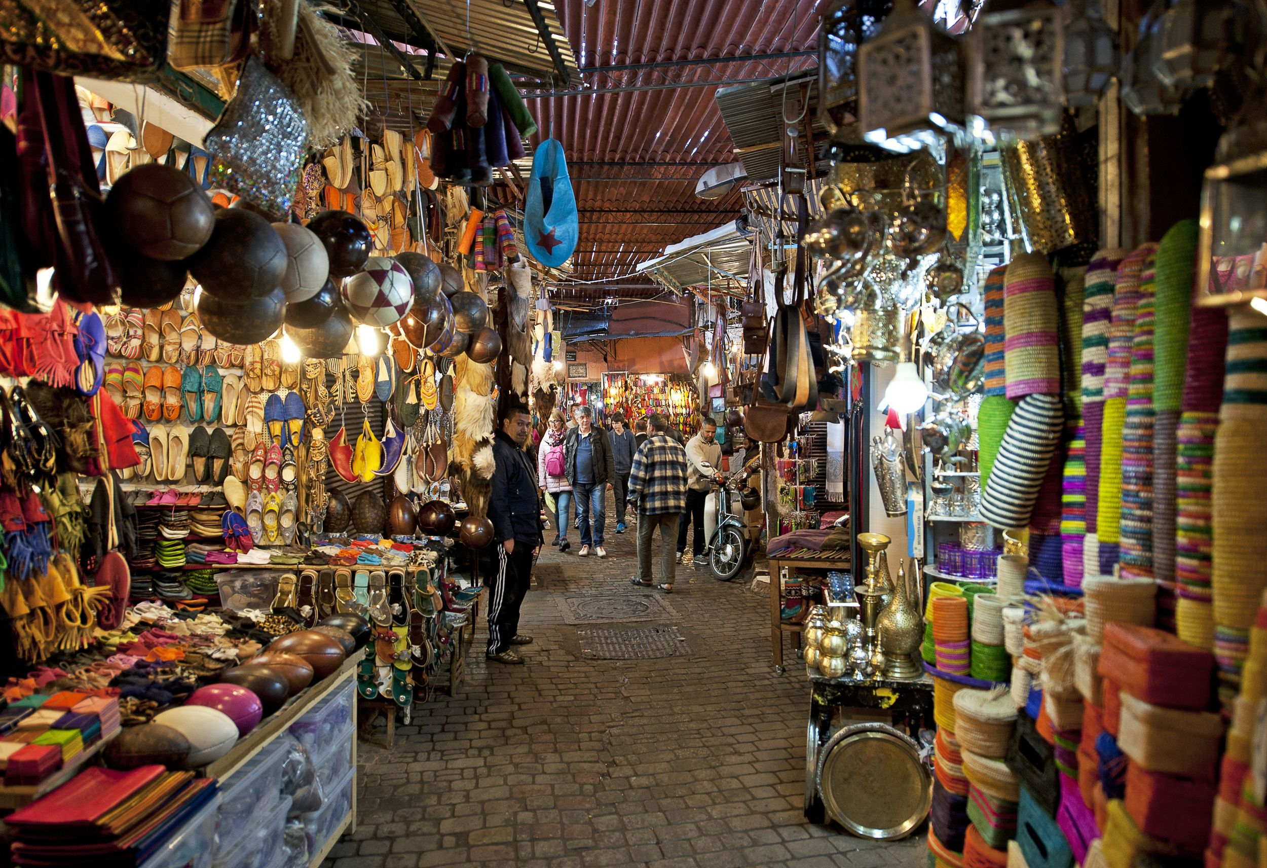 25 Coolest Places To Retire In The World Marrakech Baku City City