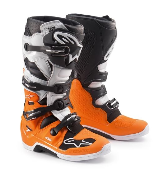 Check Out The Deal On Ktm Tech 7 Mx Boot By Alpinestars At Aomc Mx Kt361156 Mx Boots Ktm Boots